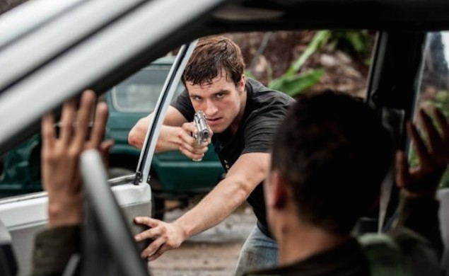 Josh Hutcherson gets mixed up in some bad business in the Escobar: Paradise Lost trailer