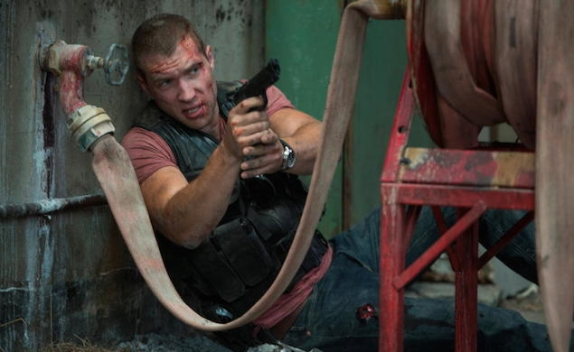 Jai Courtney in talks to play Deadshot in Suicide Squad movie