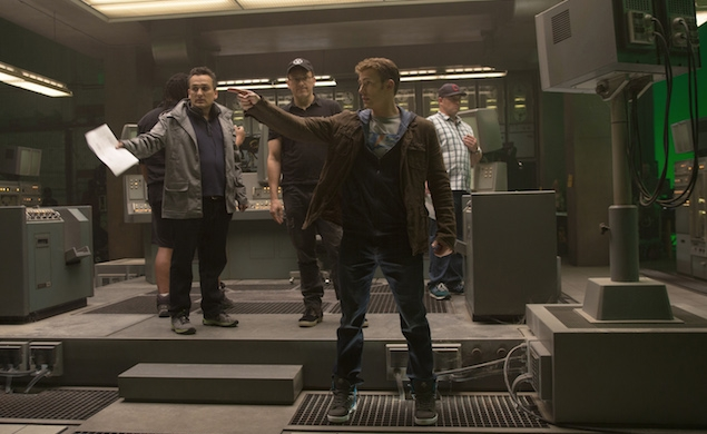 The Russo brothers might take on The Avengers next