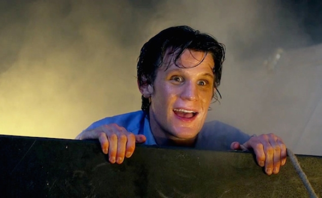 Nerd favorite Matt Smith to costar opposite Natalie Dormer as zombie whisperer