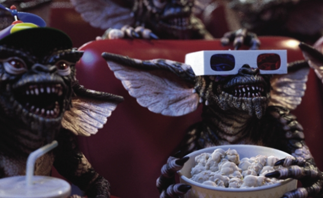 Our next Movie Of The Week (and the last of 2014):Gremlins