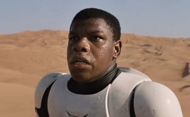Star Wars: Episode VII star John Boyega offers choice words for outraged fans