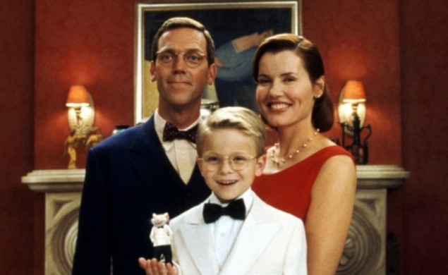 A long-lost painting has been found in the background of Stuart Little