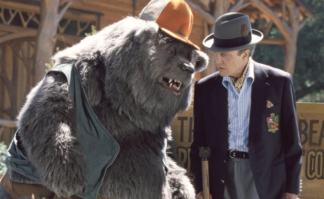 Christopher Walken in The Country Bears