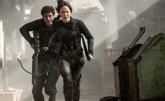 Box office space: Mama's gonna buy you a Mockingjay