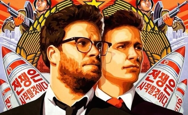 The Interview will not be released in Japan