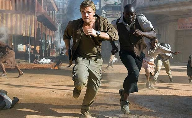 Blood Diamond attempted to mix thrills with edutainment