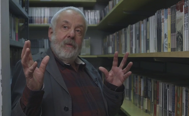 Mike Leigh picks his favorite films from the Criterion Collection