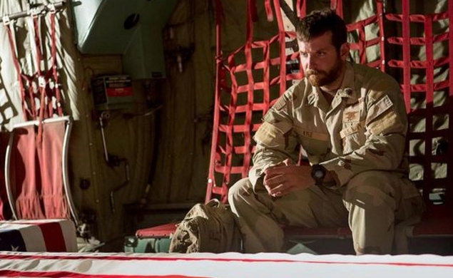 This Christmas, war is hell in the American Sniper trailer