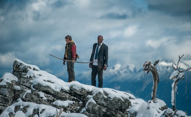 President Samuel L. Jackson is the most dangerous game in Finnish thriller Big Game