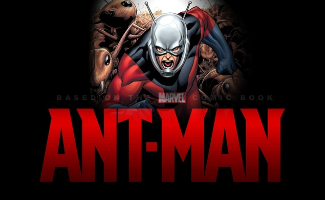 At last, a first look at Marvel's upcoming Ant-Man picture