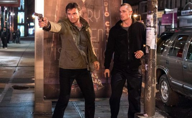 Liam Neeson is going to kill more bad guys or something in the Run All Night trailer