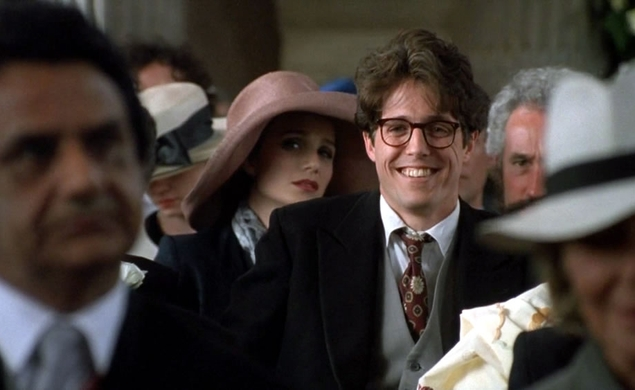 01/12/15: Four Weddings And A Funeral, on HDNet Movies