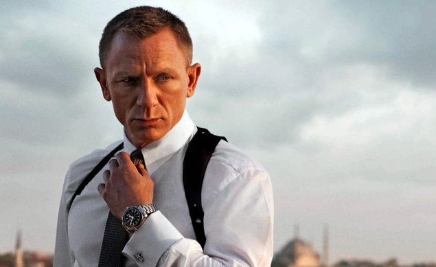 01/15/15: Skyfall, on Epix