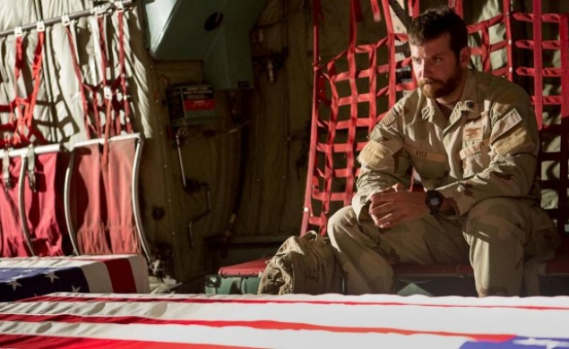 Holy crap, American Sniper grossed over $100 million domestically in its first week