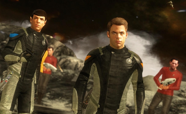 J.J. Abrams says the last Star Trek videogame hurt Star Trek Into Darkness