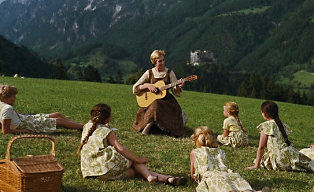 The Sound Of Music is celebrating its 50th anniversary