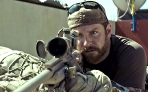 American Sniper sits at the top of the box office, cockily surveying its competitors