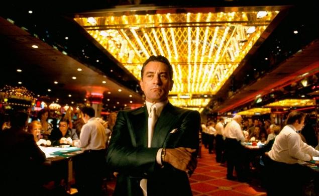Casino is haunted by gangster movies past