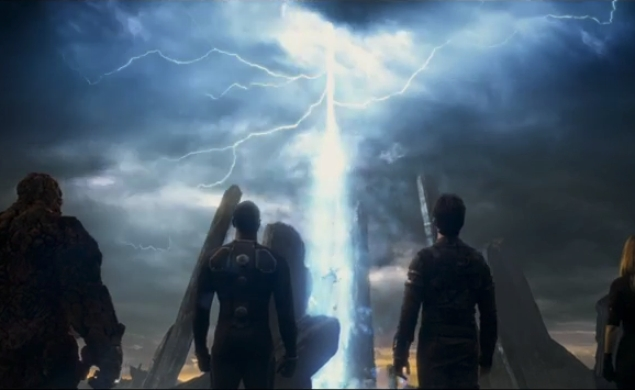 The all-new, all-different Fantastic Four gets a trailer