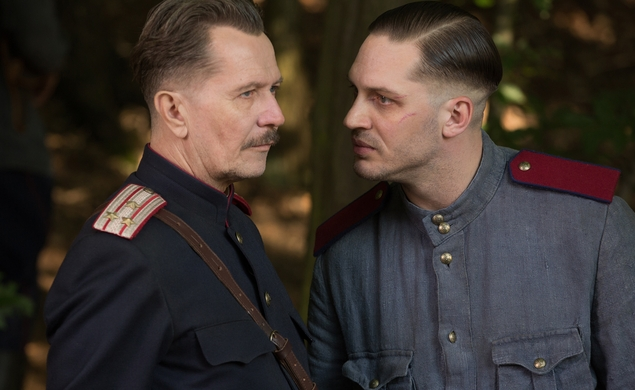Tom Hardy lives on the edge in the trailer for Child 44