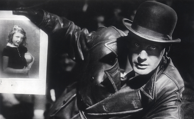 Our next Movie Of The Week: Fritz Lang's M