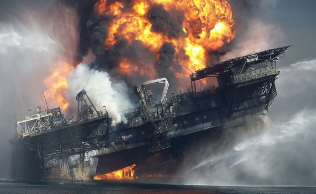 J.C. Chandor has made it off of the Deepwater Horizon