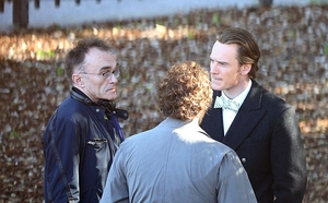 New on-set photos from Danny Boyle's Steve Jobs are simply part of the greatest Punk'd prank of all time