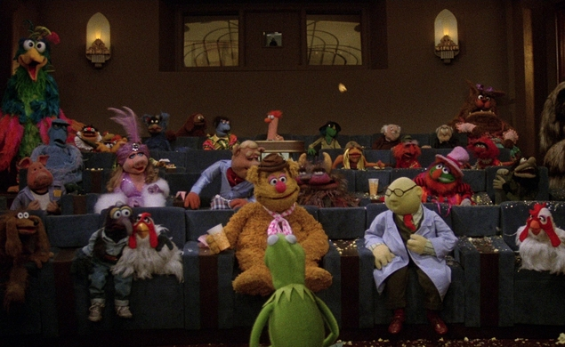 Our next Movie Of The Week: The Muppet Movie