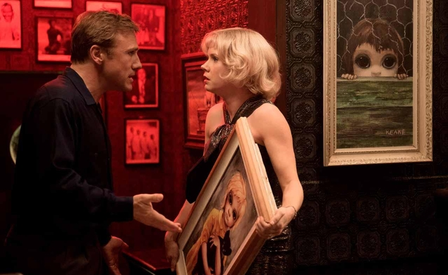 We've got an exclusive preview of the forthcoming book Big Eyes: The Film, The Art