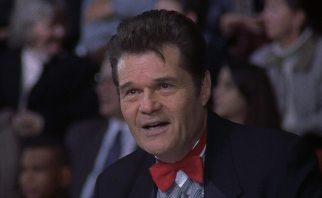 In Best In Show, Fred Willard gets inside the brain of an absolute moron