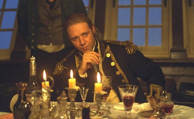 02/12/15: Master And Commander: The Far Side Of The World, on Encore