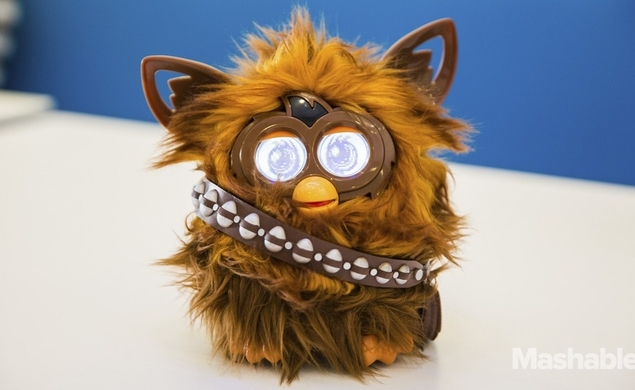Meet Furbacca, the Chewbacca Furby of your most vivid childhood nightmares