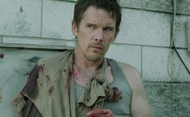 Ethan Hawke takes on modern, drug-fueled Shakespeare in new Anarchy trailer