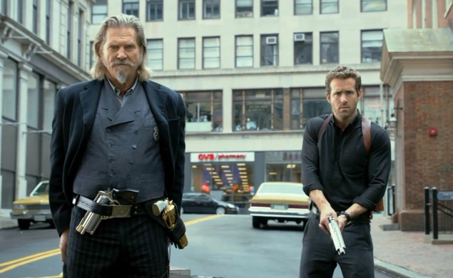 "Like most people, Jeff Bridges was ""underwhelmed"" by R.I.P.D."