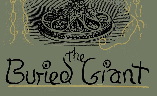 Scott Rudin will adapt Kazuo Ishiguro's new novel The Buried Giant for the screen
