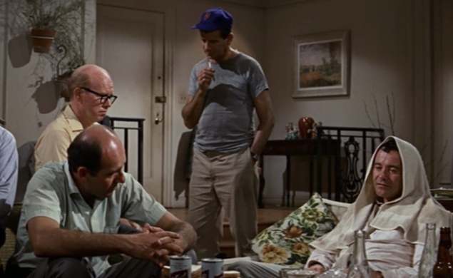 Our next movie of the week: Gene Saks' The Odd Couple