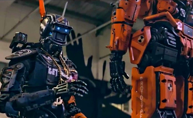 Chappie robotically guides box office to lackluster weekend