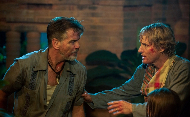Owen Wilson gets back in the action with the trailer for No Escape