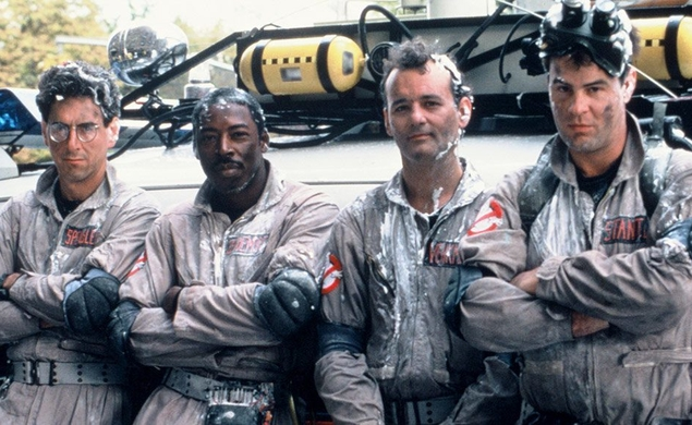 Sony to produce all-male Ghostbusters, so now we'll know what that's like