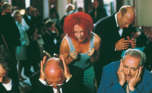 3/18/2015: Run Lola Run, on Starz Cinema