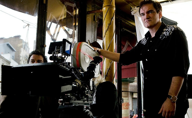 Roger Corman thinks Quentin Tarantino is playing him in a biopic, is mistaken
