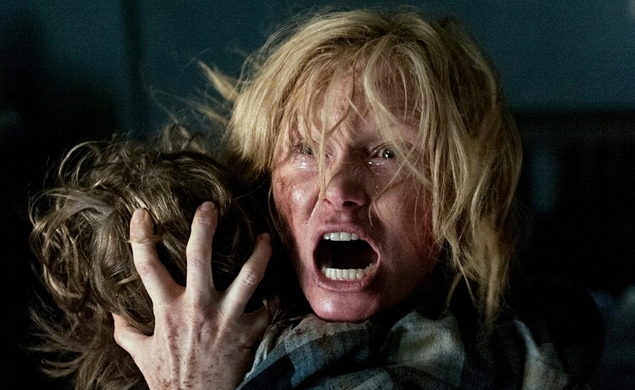 In April, Netflix will bring us The Babadook, take away its prequel, Gentlemen Prefer Blondes