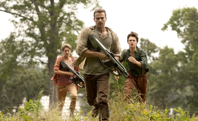 The Divergent Series: Insurgent tears down the faction of Good Taste; props up the box office