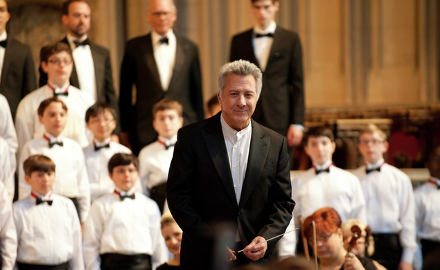 Let the music save your mortal soul in the uncomfortably cheesy trailer for Boychoir