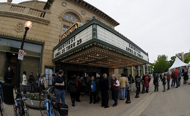 Here's the lineup for this year's Ebertfest