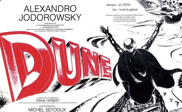 Jodorowsky's Dune wins the Fantastic Fest Audience Award