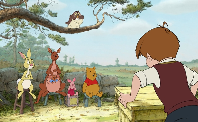 Listen Up Philip director Alex Ross Perry to write live-action Winnie-The-Pooh movie