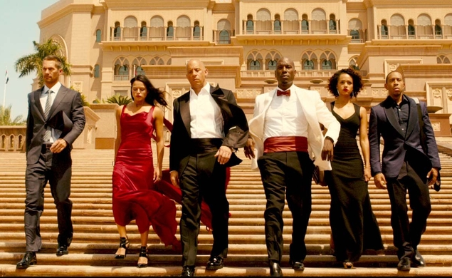 Furious 7 made a lot of money