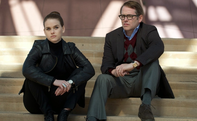 Matthew Broderick is generally uncomfortable in the trailer for Dirty Weekend
